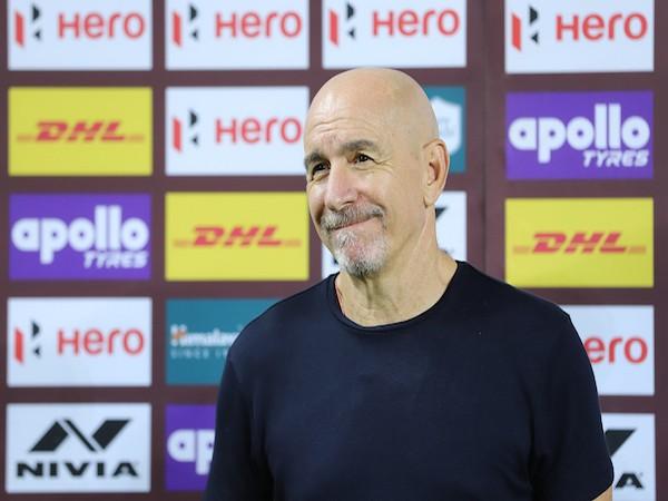 ATK Mohun Bagan head coach Antonio Habas (Photo/ ISL)