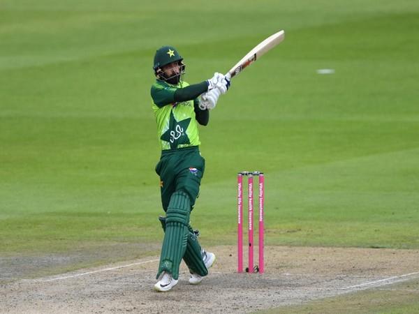Pakistan batsman Mohammad Hafeez (Photo/ ICC Twitter)