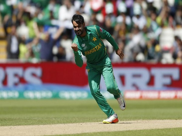 Pakistan player Mohammad Hafeez