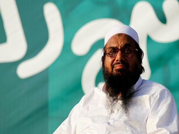 Hafiz Saeed (File pic)