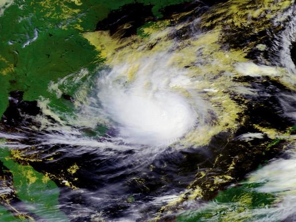 Typhoon Hagibis (File pic)