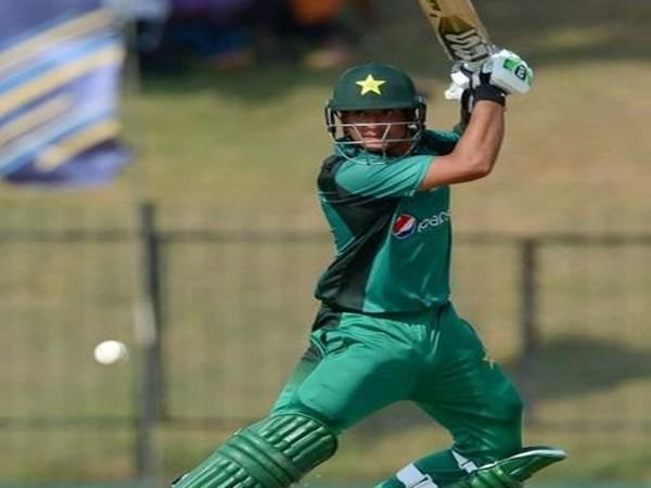 Pakistan batsman Haider Ali (Photo/Haider Ali Twitter)