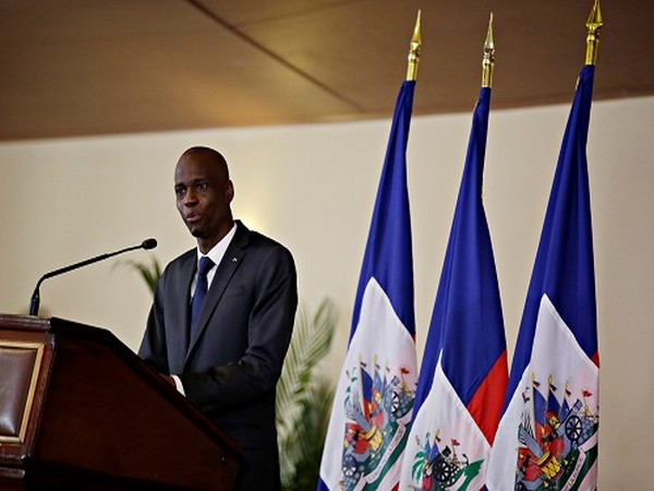 Haiti's President Jovenel Moise (Photo Credit: Reuters)