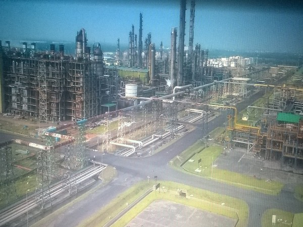 The company has a naphtha-based petrochemical complex located 125 km from Kolkata