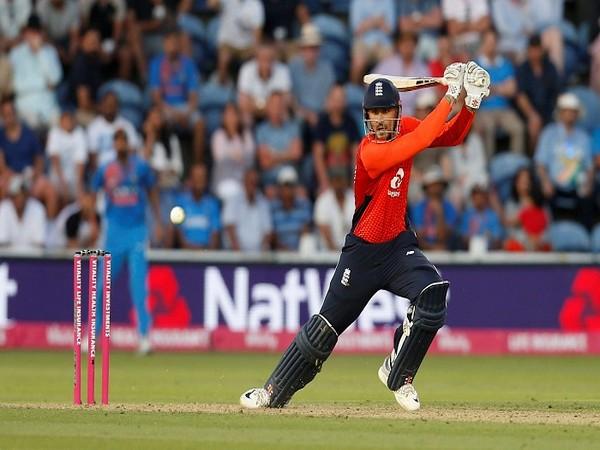 England batsman Alex Hales (file image)