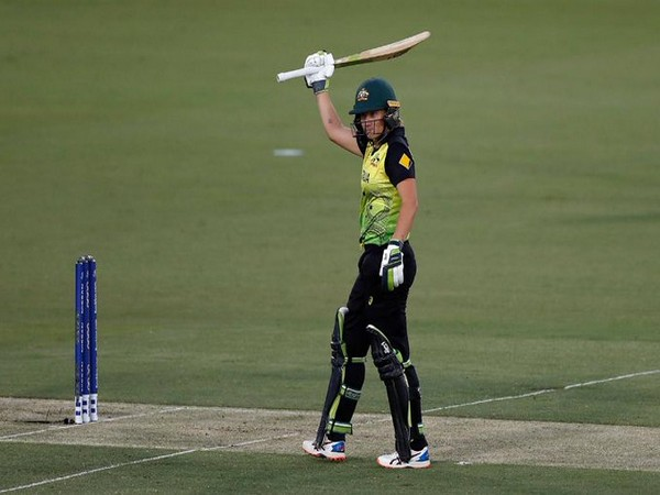Australia's Alyssa Healy (Image/T20 World Cup Twitter)