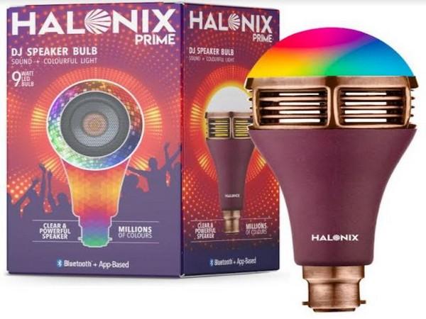 Halonix DJ Speaker Bulb