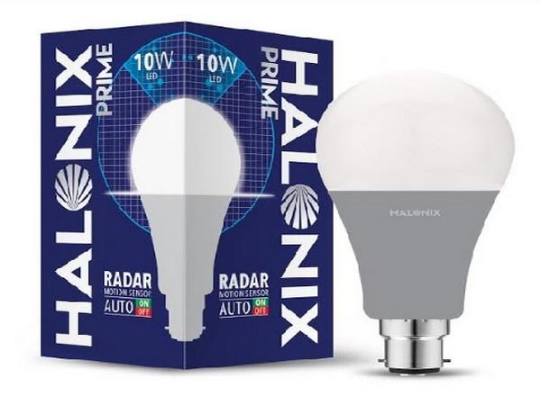 Prime motion sensor bulb 'Radar'