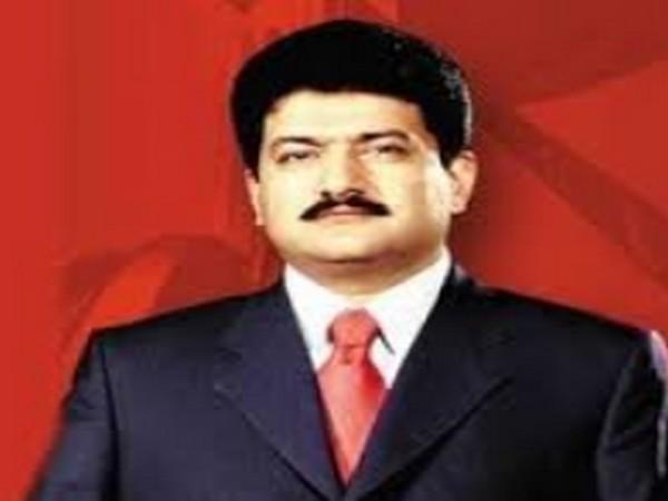 Prominent Pakistan journalist Hamid Mir (Photo Credit: Hamid Mir Twitter)