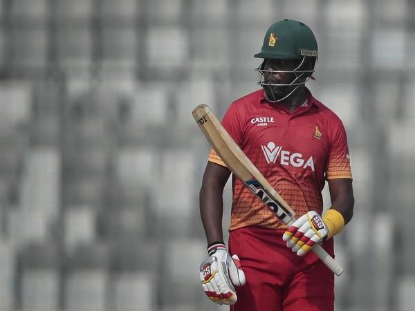 Zimbabwe skipper Hamilton Masakadza
