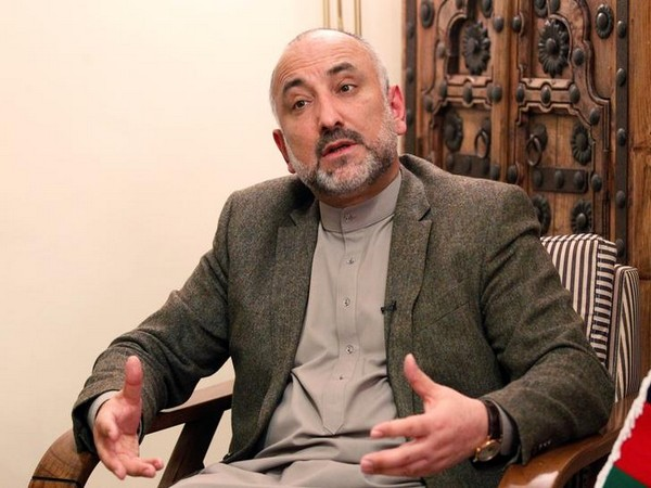 Foreign Minister Mohammed Haneef Atmar