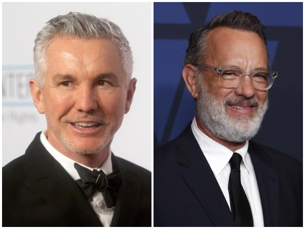 Baz Lhurmann and Tom Hanks