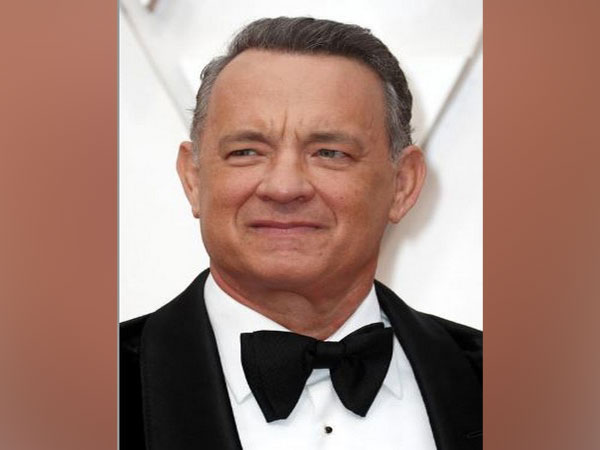Veteran actor Tom Hanks