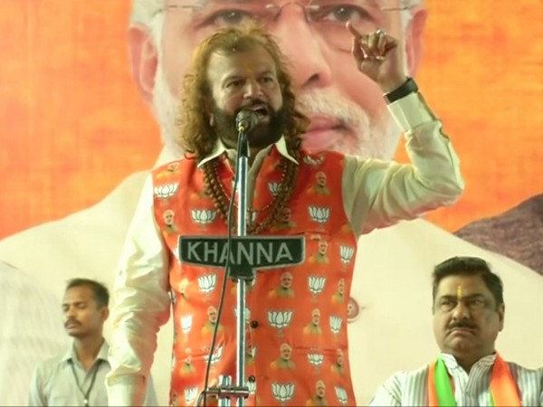 BJP candidate from North West Delhi Lok Sabha seat Hans Raj Hans