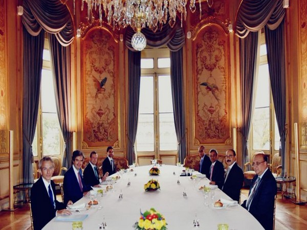 Foreign Secretary Harsh Vardhan Shringla held a dialogue with Francois Delattre, France's Secretary-General of the Ministry of Europe and Foreign Affairs on Friday.