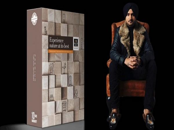 Harbhajan Singh to launch Imperial Premium Laminates Collection