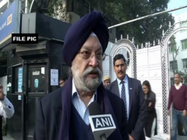 Minister of Civil Aviation, Hardeep Singh Puri.