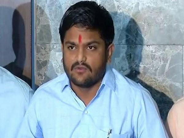 Hardik Patel (File photo)