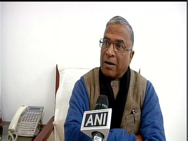 Rajya Sabha Deputy Chairman Harivansh. (File photo)