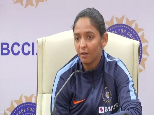 India's Harmanpreet Kaur