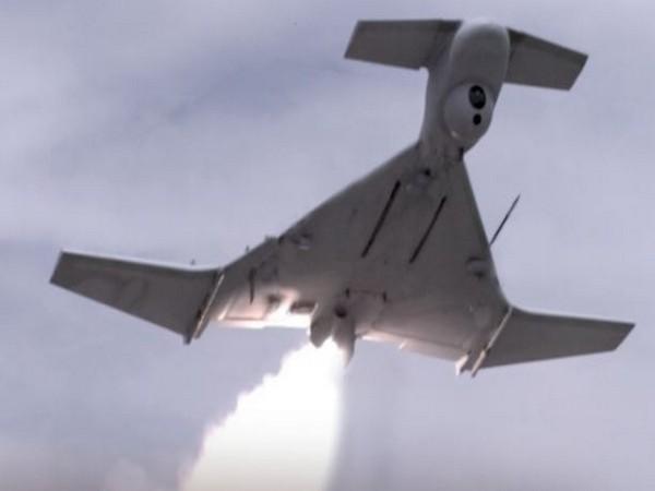 HAROP attack drones