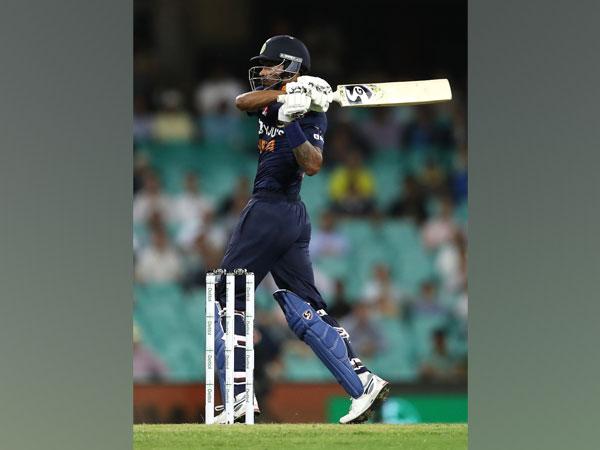 India all-rounder Hardik Pandya (Photo/ BCCI Twitter)
