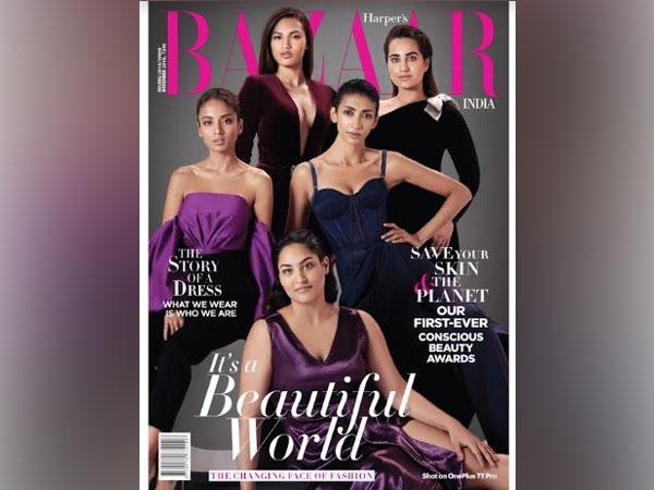Cover of Harper's Bazaar India - November 2019