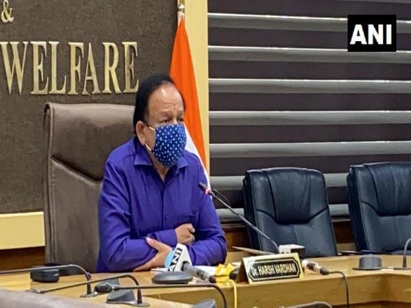 Union Health Minister Harsh Vardhan. (File/Photo)