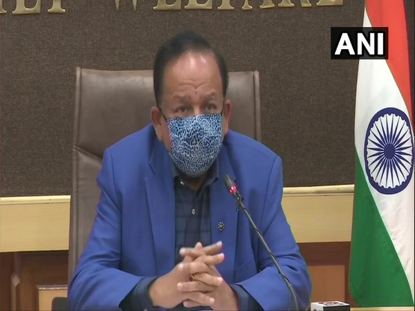 Union Health Minister Dr Harsh Vardhan (File photo)