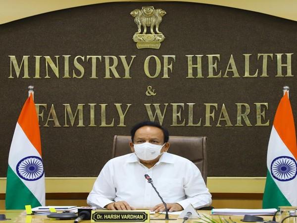 Union Health Minister, Dr Harsh Vardhan (Photo/Twitter)