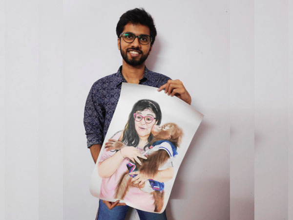 Harshit Soni, Founder of BookMyPainting.in