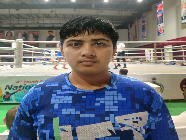 Haryana boxer Deepika (Image: BFI)