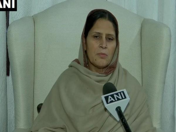 Haryana Woman and Child Development Minister Kamlesh Dhanda