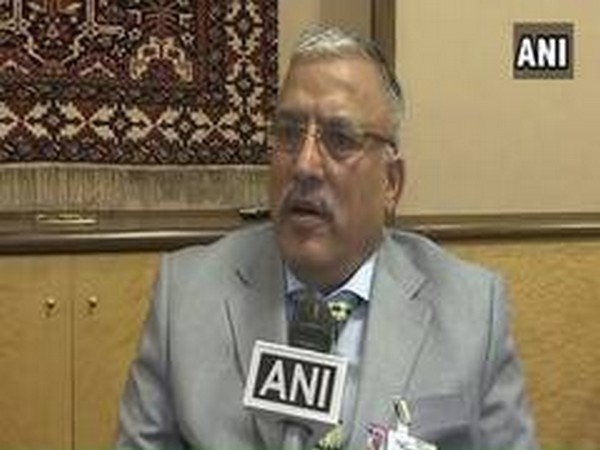 M Hashim Qureshi, Chairman of J-K Democratic Liberation Party