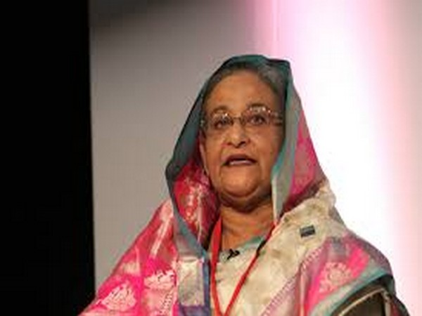 Bangladesh Prime Minister Sheikh Hasina (File pic)
