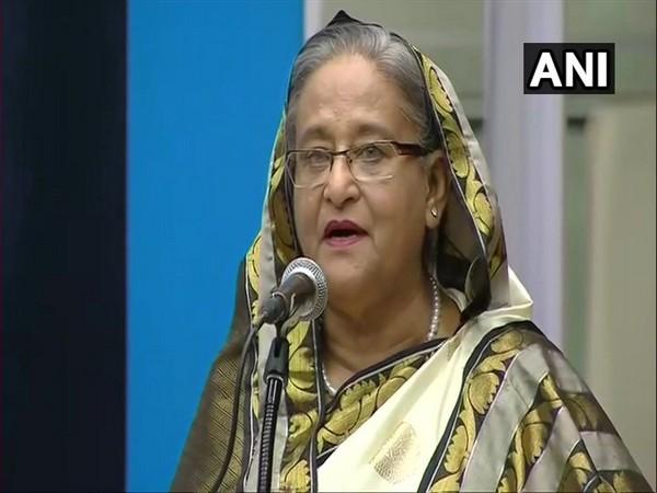 Bangladesh Prime Minister Shiekh Hasina (File photo)