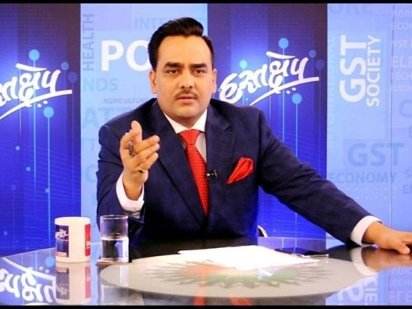 Upendra Rai's TV show Hastakshep