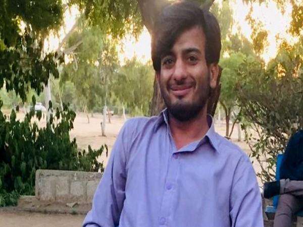 Hakeem Baloch, President of Baloch National Movement UK Zone