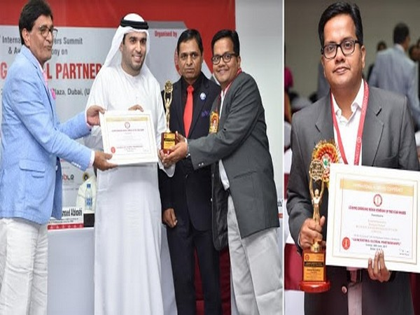 Headstream Technologies Bags International Achievers Award