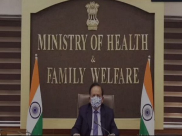Union Minister of Health and Family Welfare, Dr. Harsh Vardhan (Photo ANI)