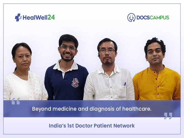 HealWell24 looking to bridge gaps in healthcare sector in India