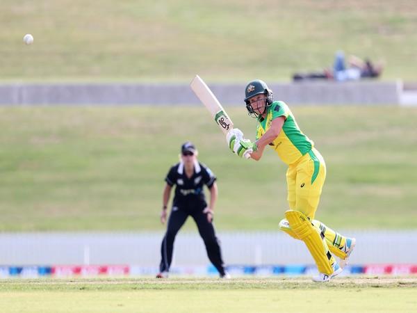 Australia batter Alyssa Healy (Photo/ Australian Women's Cricket Team Twitter)