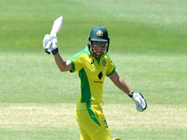 Australia batter Alyssa Healy (Photo/ICC Twitter)