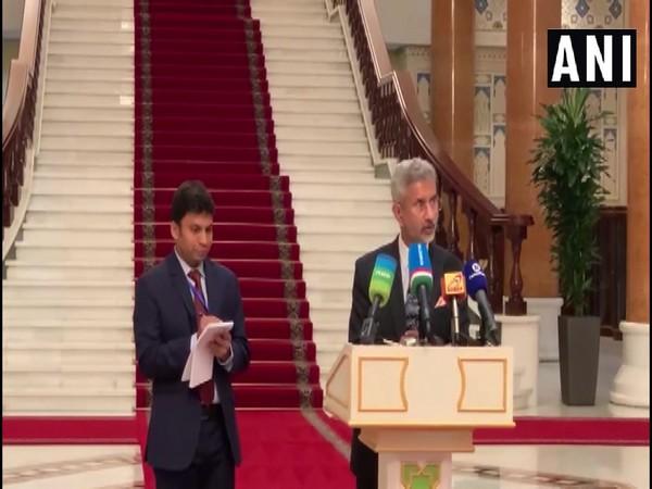 Jaishankar, Tajikistan President discussed bilateral ties and situation in Afghanistan