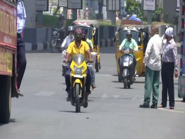 In Andhra Pradesh, temperature may rise upto 48 degrees.