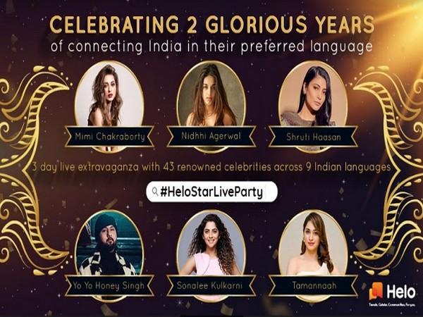 Helo celebrates 2 years