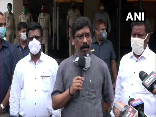 Jharkhand Chief Minister Hemant Soren (File Photo)