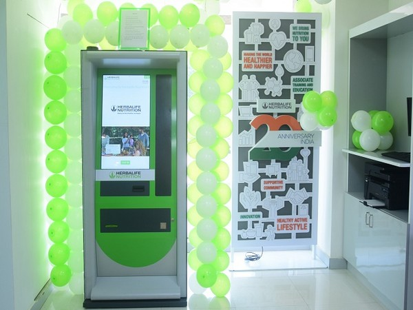 Herbalife Nutrition unveils new Auto Attendant technology in DLF South Court, Saket, New Delhi