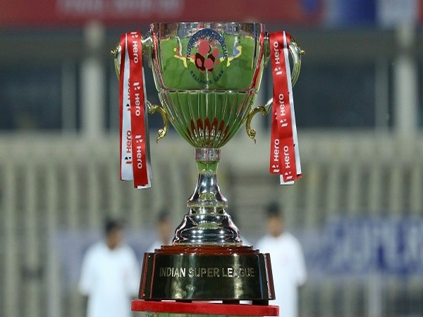 Indian Super League (ISL) trophy (Image: ISL)