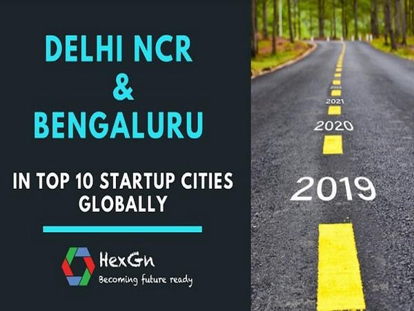 Delhi NCR & Bengaluru in top 10 cities - Hexgn